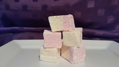 Rhubarb & Custard Marshmallows
