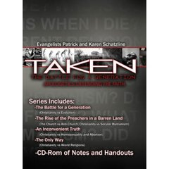 Taken: Apologetics for a Generation