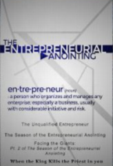 Entrepreneurial Anointing