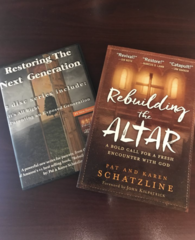 """Restoring the Next Generation"" series and ""Rebuilding the Altar"" book - Bundle"
