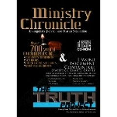 Ministry Chronicle & Truth Project CD-Rom
