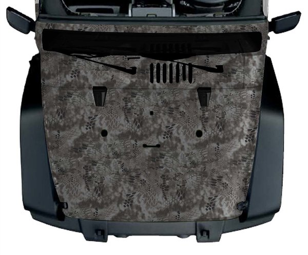 3m Gray Kryptek Camo Vehicle Wrap Kit Check Out Our