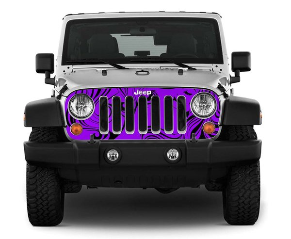 Jeep Wrangler Grill Skin Grill Wrap Check Out Our