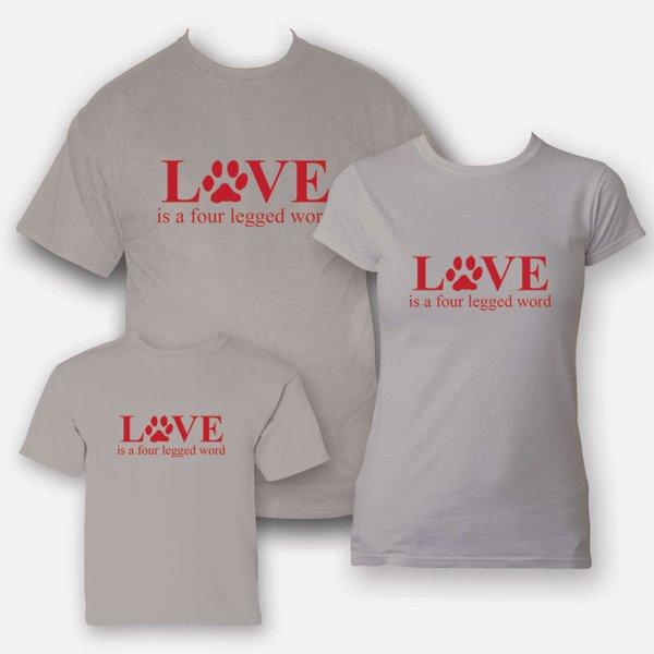 Love is a four legged word!