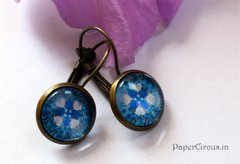 Cabochon Earring A4