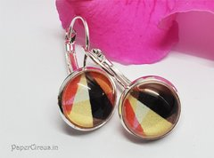 Cabochon Earring A11