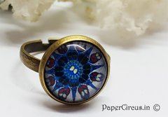 Cabochon Ring D14