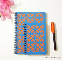 Blue - Orange (Set of 2)