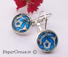 Cabochon Earring A1