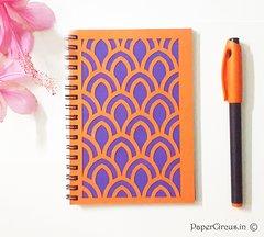 Orange-Violet (A6)