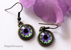 Cabochon Earring A2