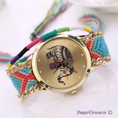 Elephant Watch D2