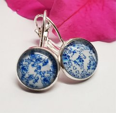 Cabochon Earring A26