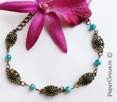 Petite Blue Bracelet