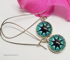 Cabochon Earring A6