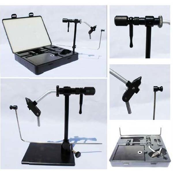 Fly tying vise kit discount fishing tackle for Fly fishing tying kit