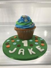 """Large Cupcake """"smash cake"""""""