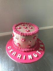 "6"" mini cake"