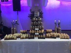 350 Wedding Cupcakes