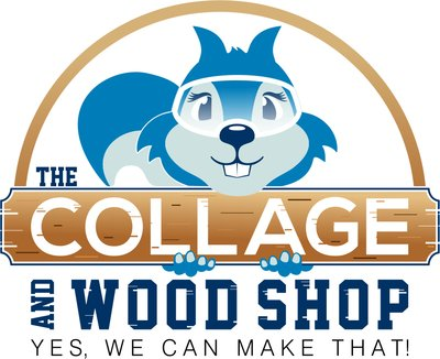 The Collage and Wood Shop