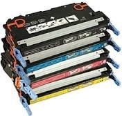 Canon 117 2578B001AA Black, 2577B001AA Cyan, 2576B001AA Magenta, 2575B001AA Yellow Compatible Laser Toner Cartridge