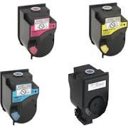 Kyocera Mita 370AJ011 TK621K Black, 370AJ511 TK621C Cyan, 370AJ411 TK621M Magenta, 370AJ311 TK621Y Yellow TN621 Compatible Toner Cartridge