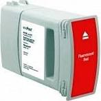 Hasler 4127978B Compatible Red UV Fluorescent Inkjet Cartridge