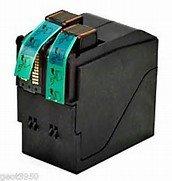 Hasler 4135554X IMINK34 Compatible Red UV Fluorescent Inkjet Cartridge