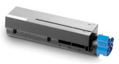 Okidata 44574901 Compatible Laser Toner Cartridge 44574301 Drum Unit