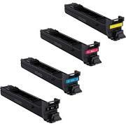 Sharp MX-C40NTB Black MX-C40NTC Cyan MX-C40NTM Magenta MX-C40NTY Yellow Compatible Toner Cartridge