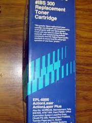 EPSON ISB300 Genuine Toner Cartridge. EPSON ISB301 Genuine Drum Unit