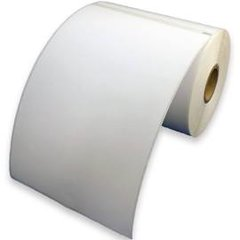 Dymo 1744907 (4 Jumbo rolls) Black on White Compatible 4XL Direct Thermal Shipping Labels 4x6