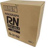 Risograph S3192 A4-L Genuine RN Thermal Master 05LA Rolls - 2 Pack