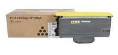 Ricoh 406911 Type SP1200A Genuine Toner Cartridge