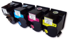 NEC 4053401 Black, 4053701 Cyan, 4053601 Magenta, 4053501 Yellow TN310 Compatible Toner Cartridge