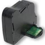Hasler 3300262X Compatible Red UV Fluorescent Inkjet Cartridge