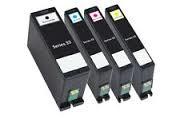 Dell 331-7377 331-7689 Black 331-7378 331-7691 Cyan 331-7379 331-7690 Magenta 331-7380 331-7692 Yellow Series 31, 32, 33, 34 Compatible Inkjet Cartridge