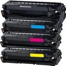 Compatible Samsung CLT-K503L Black CLT-C503L Cyan CLT-M503L Magenta CLT-Y503L Yellow Laser Toner Cartridge