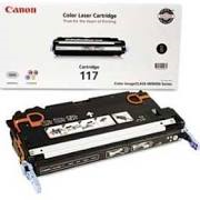 Canon 117 2578B001AA Black, 2577B001AA Cyan, 2576B001AA Magenta, 2575B001AA Yellow Genuine Laser Toner Cartridge