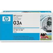 HP C3903A 03A OEM Laser Toner Cartridge