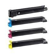 Develop Ineo A0701D1 TN411K Black, A0704D0 TN411C Cyan, A0703D0 TN411M Magenta, A0702D0 TN411Y Yellow Compatible Toner Cartridge
