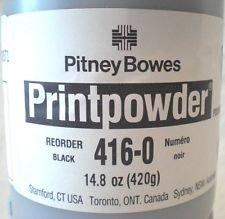 Pitney Bowes 416-0 Genuine Toner Bottle. Pitney Bowes 416-8 Genuine Photoreceptor Drum