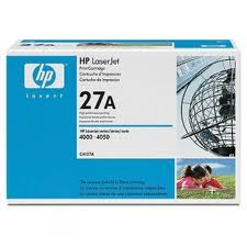 HP C4127A 27A OEM Laser Toner Cartridge