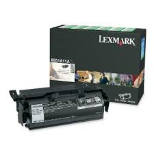 Lexmark X651A11A X651H11A Genuine Laser Toner Cartridge