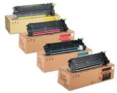 Sharp AR-C26TBU Black AR-C26TCU Cyan AR-C26TMU Magenta AR-C26TYU Yellow Compatible Toner Cartridge