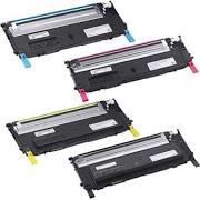 Dell 330-3012 N012K Black 330-3015 J069K Cyan 330-3014 J506K Magenta 330-3013 M127K Yellow Compatible Laser Toner Cartridge. Dell 330-3017 330-3583 K110K Compatible Drum Unit