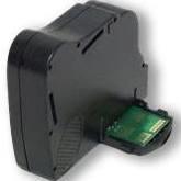 Hasler 4145144H IMINK2 ISINK2 Compatible Red UV Fluorescent Inkjet Cartridge