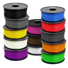 PLA Filament 3mm 3D Printing Filament -- Select Colors: