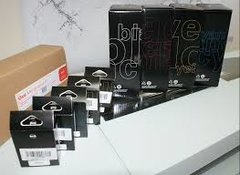 Oce 29953720 Black, 29953719 Cyan, 29953721 Magenta, 29953722 Yellow Combipack Genuine Toner and Printhead Cartridge