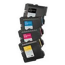 Ricoh GC31BK 405701 Black GC31C 405702 Cyan GC31M 405703 Magenta GC31YK 405704 Yellow Type 21 Compatible Inkjet Cartridge